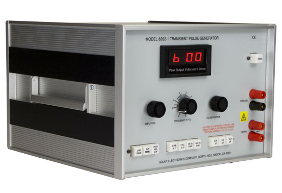 Model 8282-1 Transient Pulse Generator